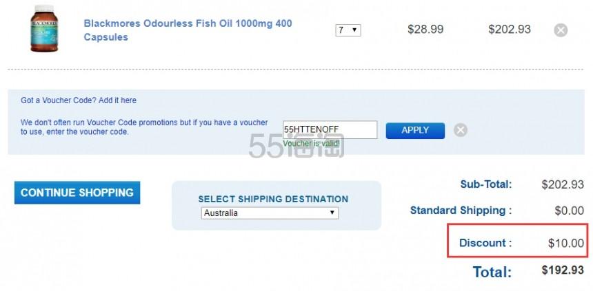 【55专享】Chemist Warehouse:澳洲人气食品保健、母婴用品等