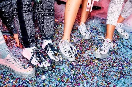恐怕是今年最养眼的合作!Nike 美国官网:Miley Cyrus x Converse 合作款正式发售