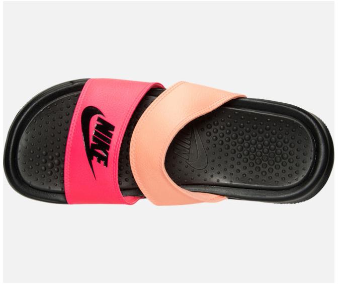 【55海淘节】Nike 耐克 Benassi Duo Ultra Slide 时尚女子拖鞋