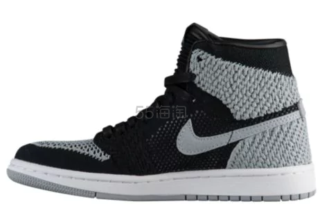 旧貌换新颜~Air Jordan 1 Retro Hi Flyknit 男士篮球鞋