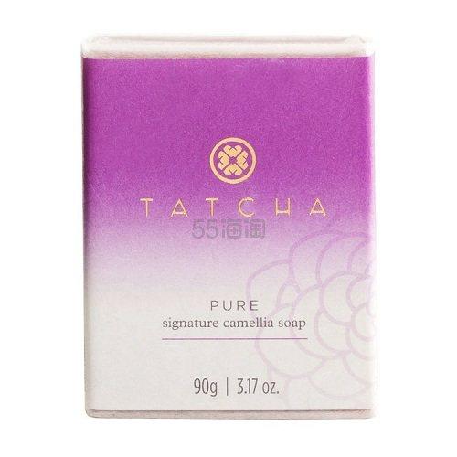 Tatcha 山茶花高保湿身体滋润皂 90g
