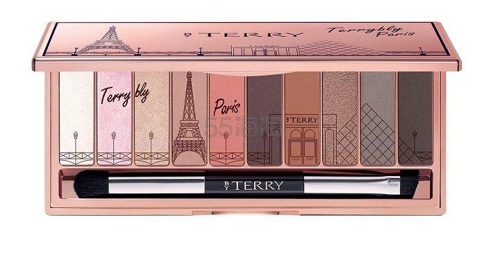 【1盘免邮到手】By Terry 泰利 10色巴黎眼影盘 £40(约341元) - 海淘优惠海淘折扣|55海淘网