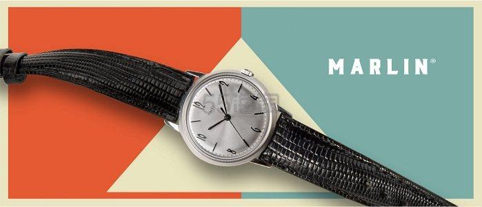 【复刻版】Timex 天美时 Marlin 系列 TW2R47900ZV 复古手动上弦机械腕表 9(约1,274元) - 海淘优惠海淘折扣 55海淘网