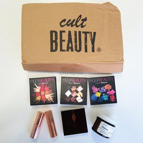 【5姐晒单】Cult Beauty 剁手记,实际一周直邮到手 收了Huda/CT/The Ordinary 各种热门款~ - 海淘优惠海淘折扣|55海淘网