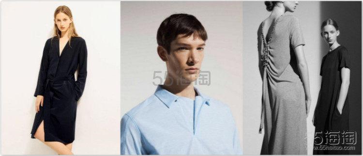 COS:官网精选 男士 上衣 一律5折 - 海淘优惠海淘折扣 55海淘网