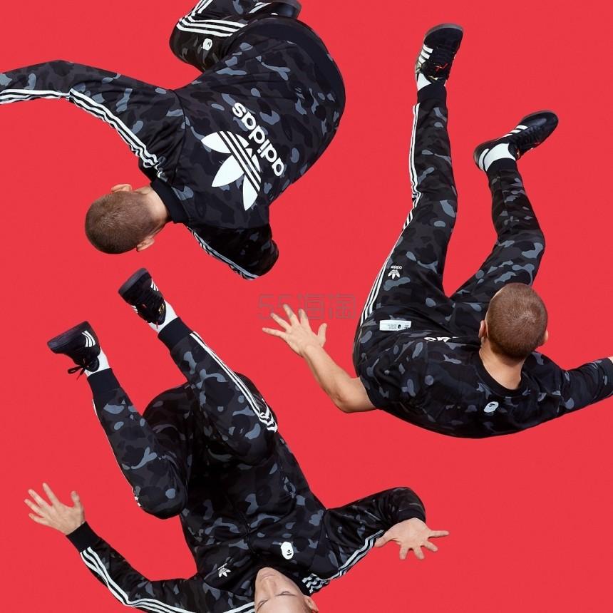 【5姐资讯】这才是联名款的正确打开方式,Bape X Adidas Originals 18年第二场联名款 即将发售 - 海淘优惠海淘折扣|55海淘网