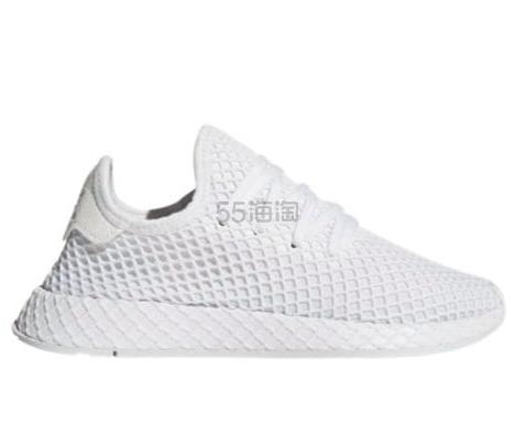 【杨幂同款】adidas Originals 三叶草 Deerupt 女子网格跑鞋 .99(约408元) - 海淘优惠海淘折扣|55海淘网