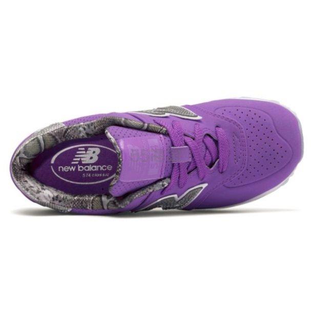 【基本码全】New Balance 新百伦 574 大童款运动鞋 .99(约201元) - 海淘优惠海淘折扣|55海淘网