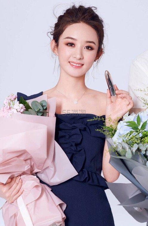 赵丽颖同款 KEEPSAKE 蓝色抹胸连衣裙 8(约1,019元) - 海淘优惠海淘折扣|55海淘网