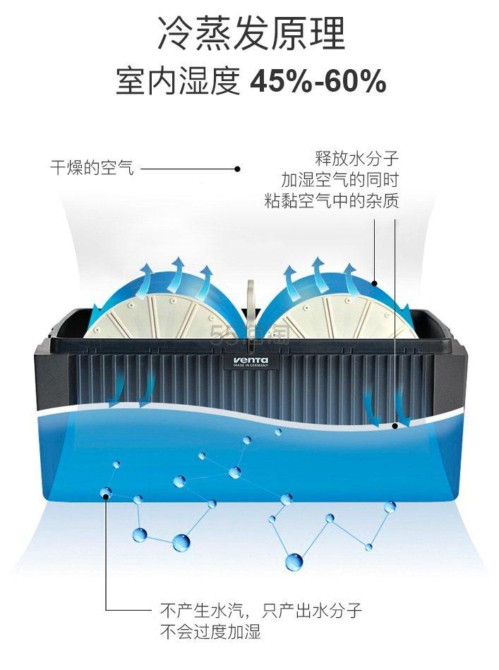 Windeln.de:Venta 文塔 德国空气专家 空气净化加湿器低至€178.99(约1398元) - 海淘优惠海淘折扣|55海淘网
