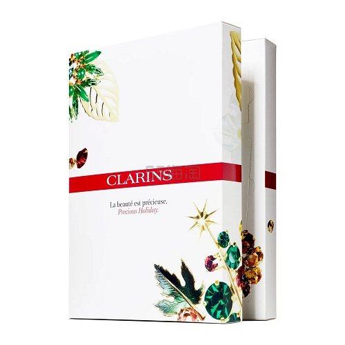 Clarins 娇韵诗 倒数日历护肤大礼包 还送价值2护肤8件套 0(约682元) - 海淘优惠海淘折扣|55海淘网