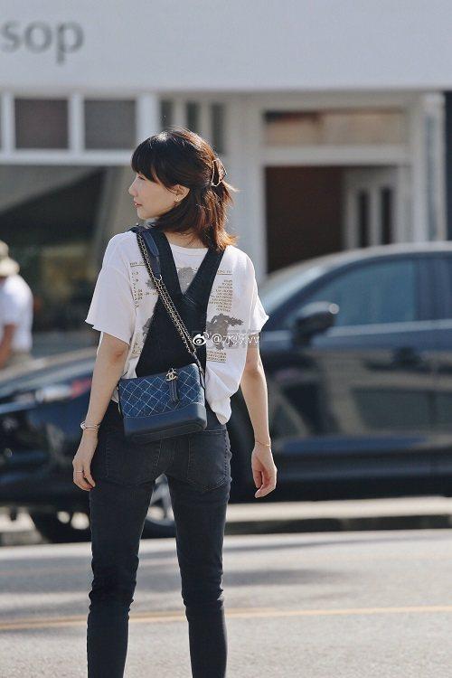 【时尚博主Savi同款】Free People Lexden 黑色牛仔工装裤 ¥700 - 海淘优惠海淘折扣 55海淘网