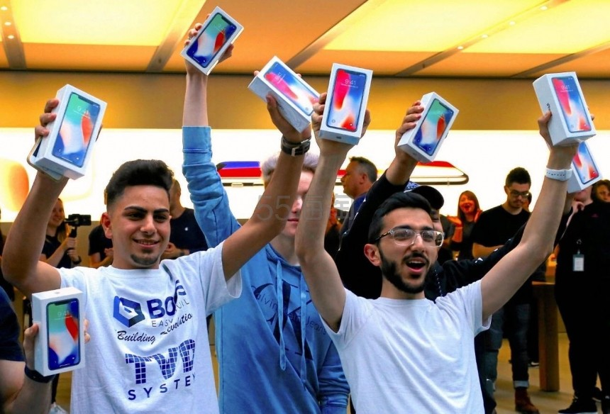 史上最贵 iPhone 新鲜出炉 现金还是刷卡? - 海淘优惠海淘折扣|55海淘网