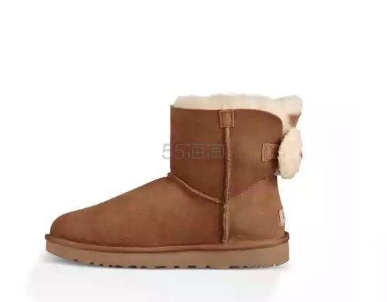 反季折扣价!UGG 棕色经典款女士雪地靴 8.99(约815元) - 海淘优惠海淘折扣|55海淘网
