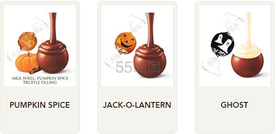 Lindt 瑞士莲 Lindor 软心巧克力自选包 23种口味组合 150个装 (约275元) - 海淘优惠海淘折扣|55海淘网
