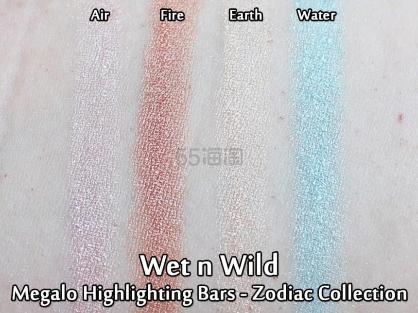 超级美貌!Wet n Wild 湿又野 星座元素大理石纹高光 .49(约24元) - 海淘优惠海淘折扣|55海淘网