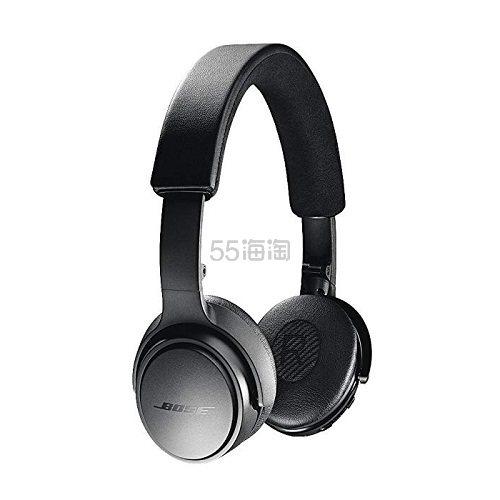 【中亚Prime会员】Bose 博士 SoundLink On-Ear 耳罩式无线蓝牙耳机