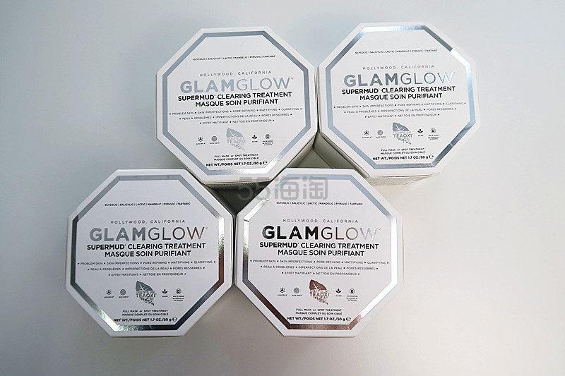 【5姐晒单】GLAMGLOW 赶上买1送1等于拥有1个亿! 5姐骄傲开箱~ - 海淘优惠海淘折扣|55海淘网