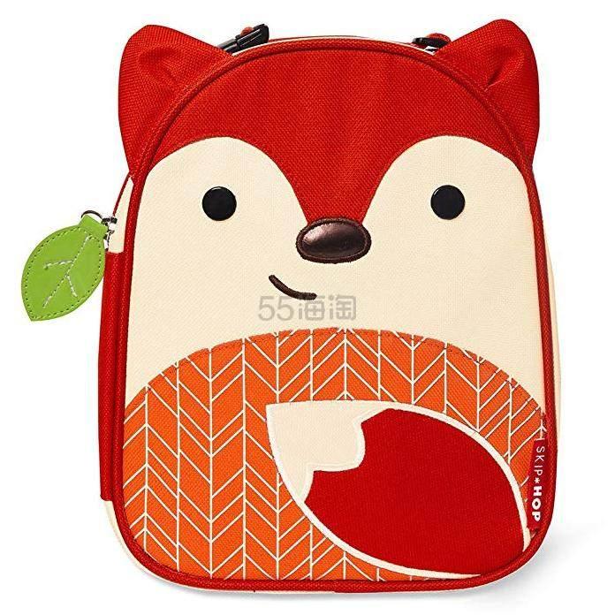 【中亚Prime会员】Skip Hop 可爱动物园小童书包背包 小狐狸款 到手价115元 - 海淘优惠海淘折扣|55海淘网