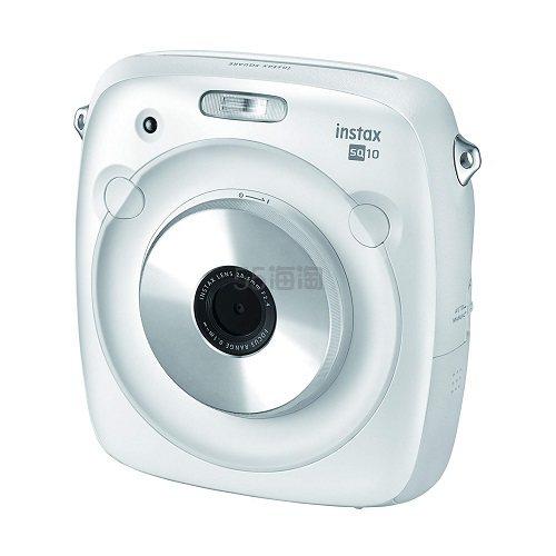 白色好价!【中亚Prime会员】Fujifilm 富士 instax SQ10 新品数码相机拍立得 到手价1114元 - 海淘优惠海淘折扣|55海淘网