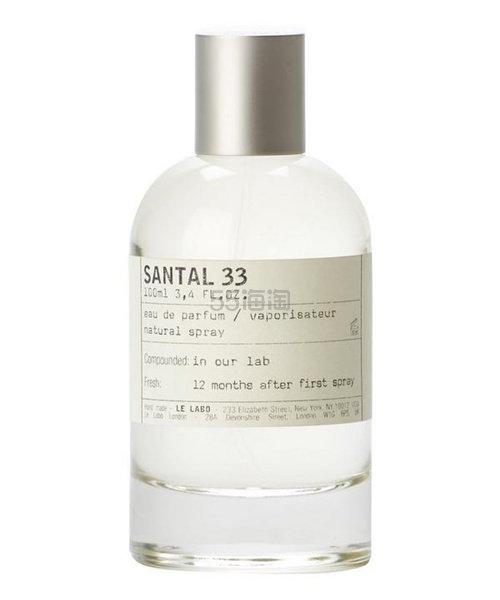 香水实验室 LE LABO Santal 33 Eau de Parfum 100ml £180(约1,566元) - 海淘优惠海淘折扣 55海淘网