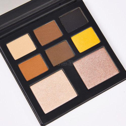 【5姐晒单】Beauty Bay × Jordan Lipscombe  自营品牌6色眼影+双色高光盘