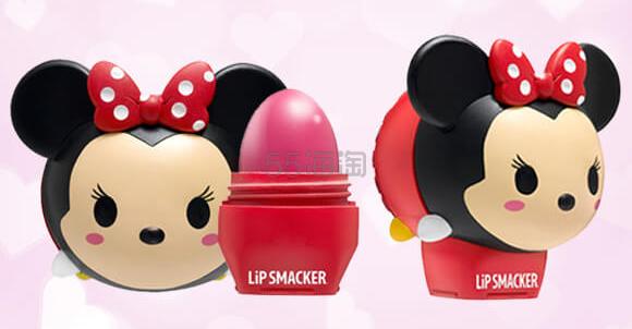Lip Smacker 迪士尼米奇&米妮 金色限量唇膏套组 .99(约97元) - 海淘优惠海淘折扣|55海淘网