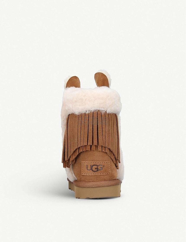 UGG 2018 哒啦啦 精灵耳朵雪地靴 £85(约739元) - 海淘优惠海淘折扣|55海淘网