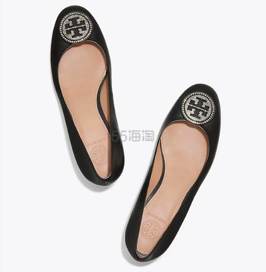 Tory Burch Liana 45mm 黑色高跟鞋