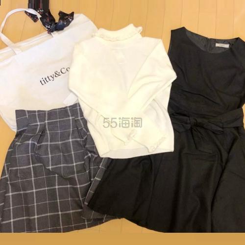 2.9折!titty&Co. 2019新春福袋 5件套 10,800日元(约673元) - 海淘优惠海淘折扣|55海淘网