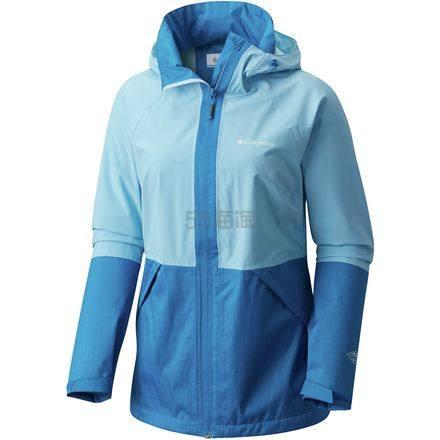 码全!Columbia 哥伦比亚 Evolution Valley 女款防水冲锋衣 .99(约446元) - 海淘优惠海淘折扣|55海淘网