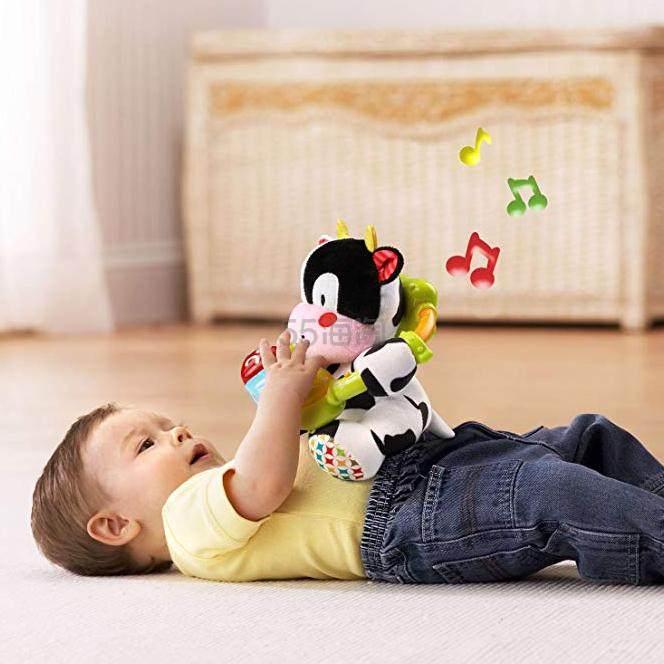【中亚Prime会员】VTech 伟易达 音乐小奶牛玩具 到手价64元 - 海淘优惠海淘折扣|55海淘网