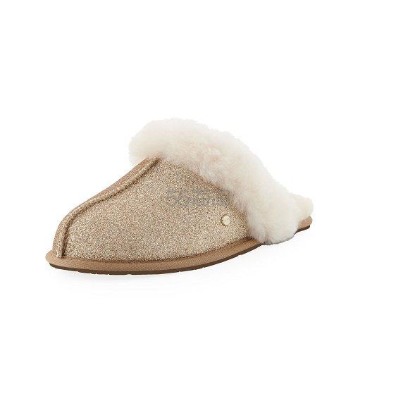 四色可选!UGG Australia 毛毛拖鞋 (约488元) - 海淘优惠海淘折扣|55海淘网