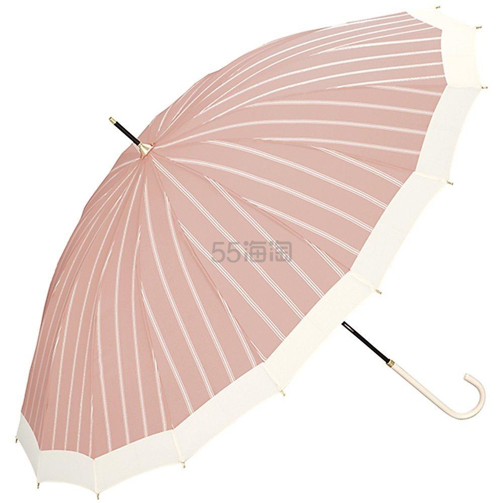 2件9.5折!【中亚Prime会员】W.P.C 长柄16根伞骨晴雨伞 到手价150元 - 海淘优惠海淘折扣|55海淘网
