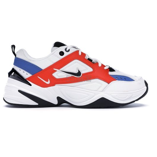 Nike 耐克 M2K Tekno「紅白蓝」配色 老爹鞋
