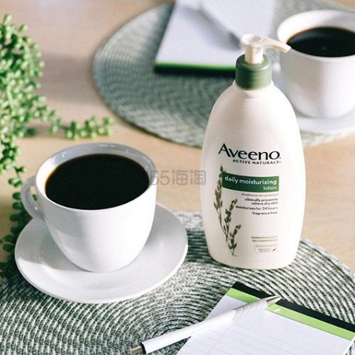 全家一起用!Aveeno 艾维诺 日常滋养保湿身体乳 354ml .03(约68元) - 海淘优惠海淘折扣|55海淘网