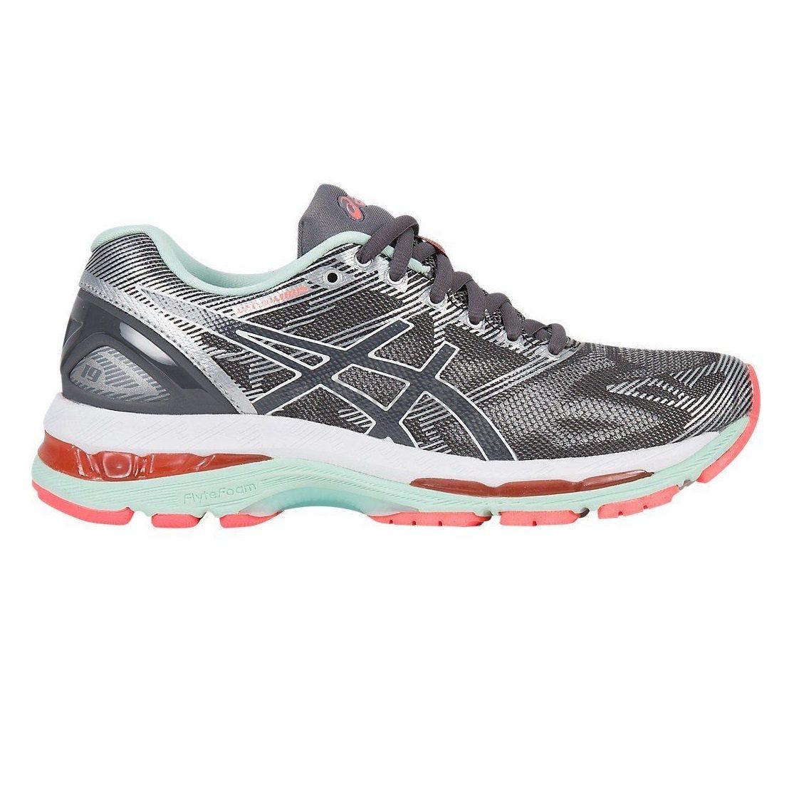 【中亚Prime会员】ASICS 亚瑟士 GEL-Nimbus 19 女士顶级缓震跑步鞋 到手价528元 - 海淘优惠海淘折扣|55海淘网