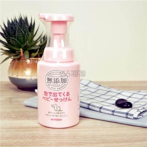 【日亚自营】【加购商品】MIYOSHI 儿童泡沫型洗面奶/沐浴露 250ml