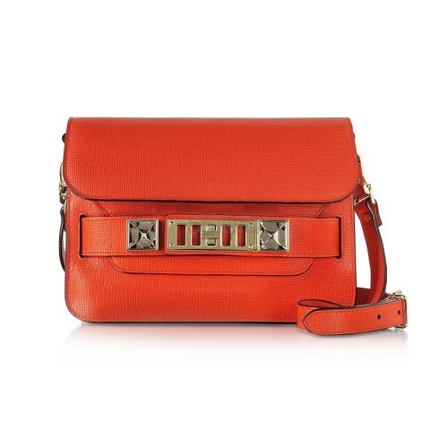 Proenza Schouler Ps11 迷你橙色包包 €960.37(约7,428元) - 海淘优惠海淘折扣|55海淘网