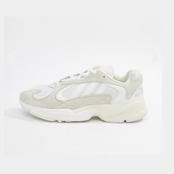 adidas Originals Yung-1 白色老爹鞋
