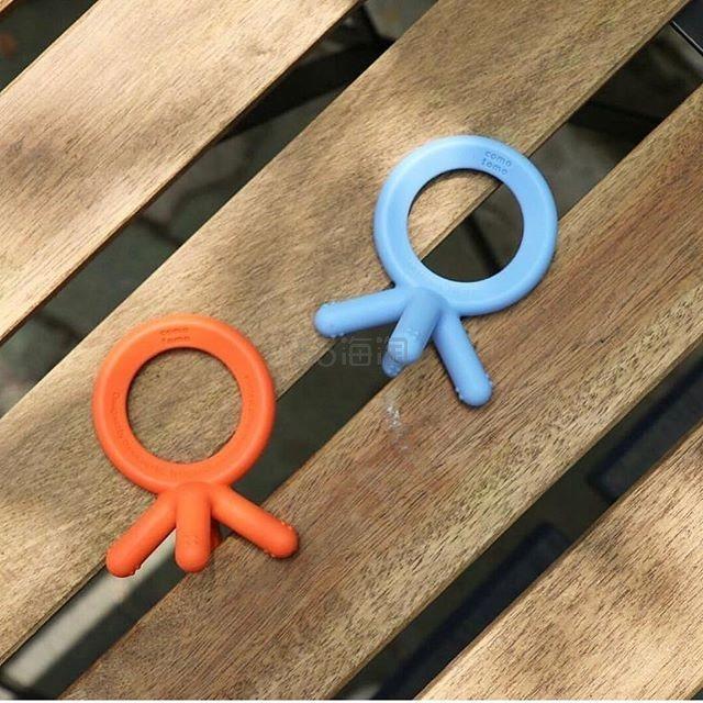 【无门槛8.5折】Comotomo 可么多么牙胶 双色可选 .94(约40元) - 海淘优惠海淘折扣|55海淘网