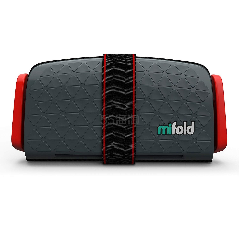 【中亚Prime会员】Mifold Grab-and-Go 儿童增高型便携安全座椅