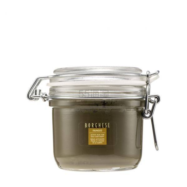 Borghese 贝佳斯 绿泥矿物泥浆清洁面膜 212g ¥118 - 海淘优惠海淘折扣|55海淘网
