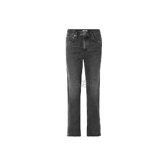 AGOLDE Cherie 仿旧高腰直筒牛仔裤 £159.53(约1,392元) - 海淘优惠海淘折扣|55海淘网