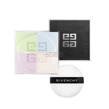 Givenchy 经典四宫格散粉 1号色有货