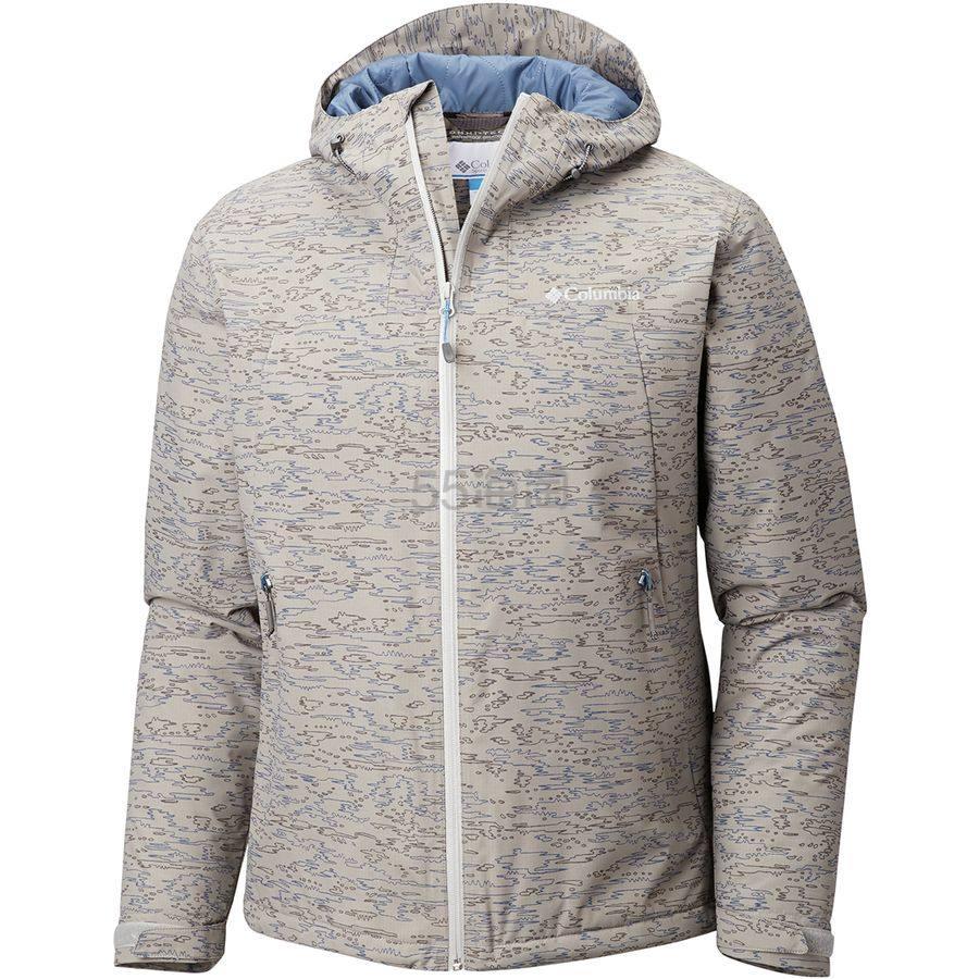 5折!Columbia 哥伦比亚 Top Pine 男款防水冲锋衣 .99(约440元) - 海淘优惠海淘折扣|55海淘网