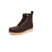 Clarks 其乐 Wallace Mid Suede Boots 男士雪地靴