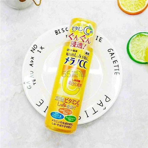 【日亚自营】【加购商品】乐敦 CC美白化妆水 170ml