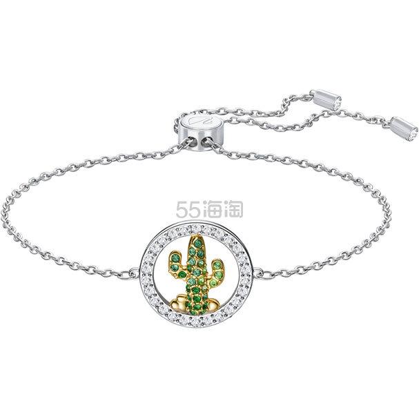 Swarovski Lena Cactus 仙人掌手链 .5(约298元) - 海淘优惠海淘折扣|55海淘网