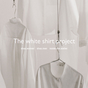 "COS:美国官网官网精选 "" The White Shirt Project"" 系列"